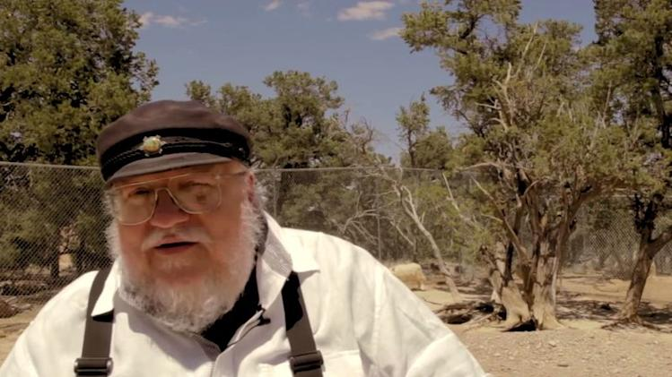 George R.R. Martin won't add 13-year-old begging for 'gruesome' death to next novel