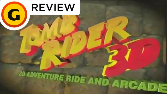 Tomb Rider 3D - Exclusive Review