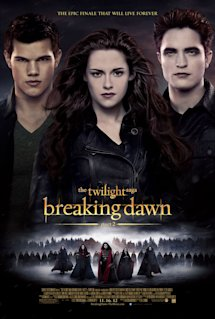 Poster of The Twilight Saga: Breaking Dawn - Part Two
