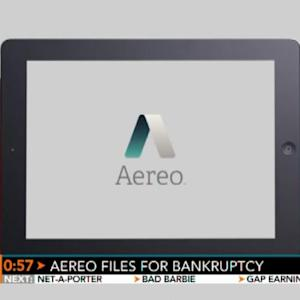 Dead Air: Aereo Files for Chapter 11 Bankruptcy