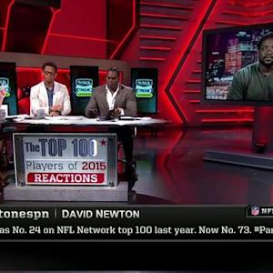 'Top 100 Players of 2015': Did Cam Newton slip too far?
