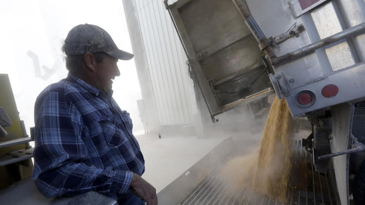 Defined by critics, big ag restarts conversation