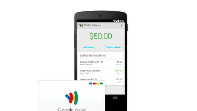 Google Wallet debit card announced, available now