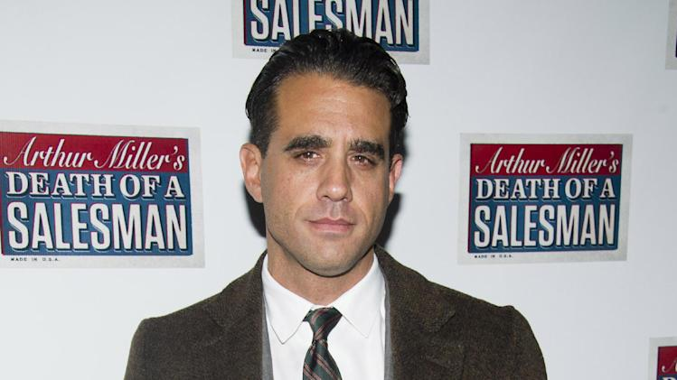"FILE - In this March 15, 2012 file photo, actor Bobby Cannavale attends the opening night performance of the Broadway revival of Arthur Miller's ""Death of A Salesman"" in New York. Before the Tony Award nominee became known for his stage work and roles on ""Nurse Jackie"" and ""Boardwalk Empire,"" Cannavale was a reader for the Roundabout Theatre Company in the late 1990s _ a low-level guy who runs lines opposite actors auditioning for roles.  (AP Photo/Charles Sykes, file)"