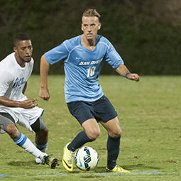 WCC Men's Soccer Player of the Week | October 20, 2014