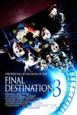 New Line Cinema's Final Destination 3