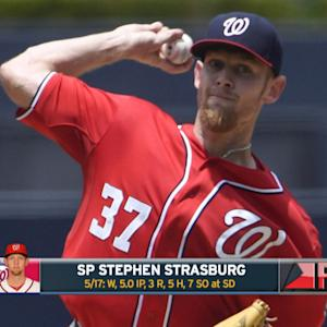 Time to break ties with Stephen Strasburg?