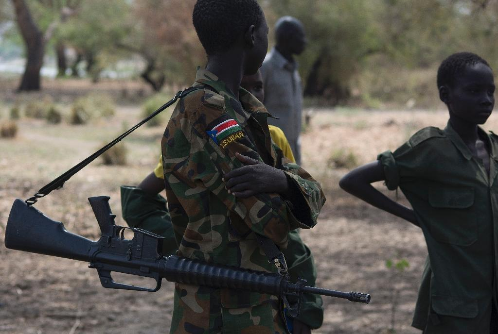 S.Sudan summons general accused of mass child soldier recruitment