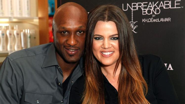 Lamar Odom Opens Up About Khloe Kardashian Filing for Divorce