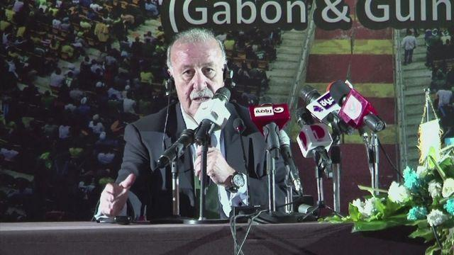 Del Bosque reflects on Ferguson retirement