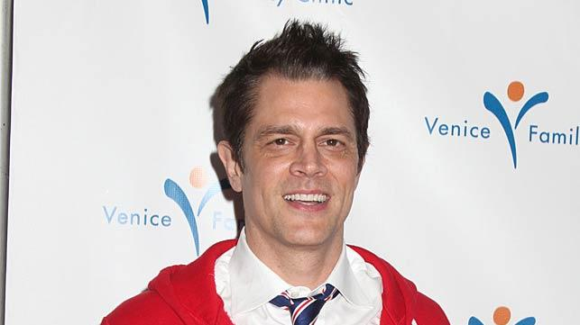 Johnny Knoxville Venice Family Clinic