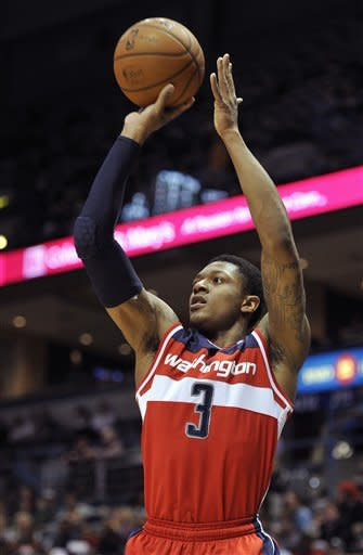 Beal scores 28 as Wizards beat Bucks 102-90