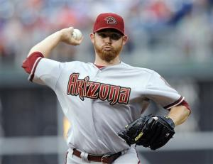 Upton, Kennedy lead Diamondbacks over Phillies