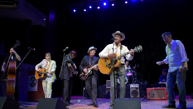 Country Music Hall Of Fame And Museum Presents  Honky-Tonkin': Twenty Years On Lower Broad Anniversary Concert During Americana Music Festival & Conference