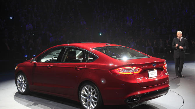 Ford says software update will fix fire problem