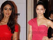 RED Hot! Deepika Padukone, Priyanka Chopra, Ileana D'cruz at Hello Awards