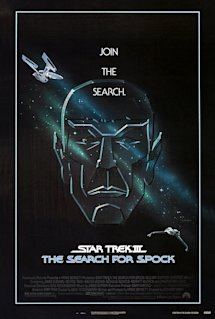 Poster of Star Trek III: The Search for Spock