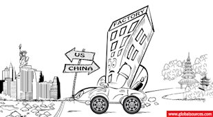 Tis Not the Season to Reshore ... Yet image RESHORING FACTORY LEAVING CHINA FOR US PROBLEMS