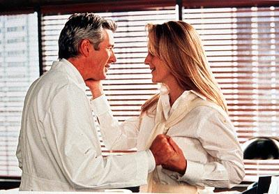 Richard Gere and Helen Hunt in Artisan's Dr. T And The Women