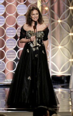 Jacqueline Bissett at the 71st Annual Golden Globe Award