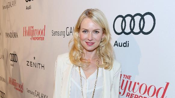 Naomi Watts arrives at The Hollywood Reporter Nominees' Night Insider at Spago on Monday, Feb. 4, 2013, in Beverly Hills, Calif. (Photo by Casey Rodgers/Invision for The Hollywood Reporter/AP Images)