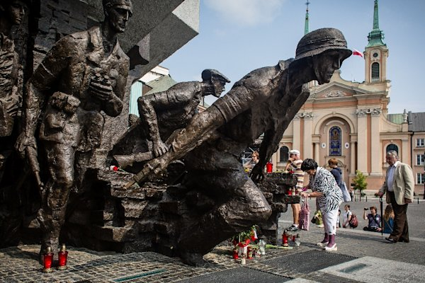 Poland on edge 75 years after Hitler and Stalin carved it up