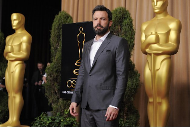 Ben Affleck, nominated for …