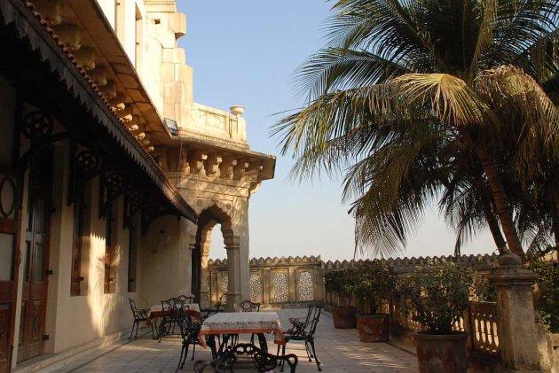 Darbargadh Palace in Morbi, Gujarat