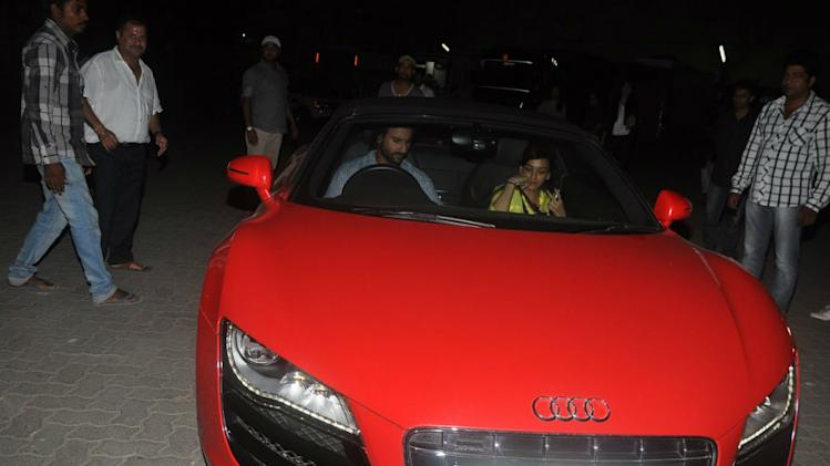 Saif Ali Khan's sexy new car