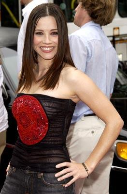 Linda Cardellini at the Hollywood premiere of Scooby Doo