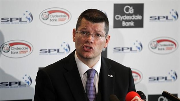 Neil Doncaster is pleased proposals to restructure the league in Scotland have been agreed
