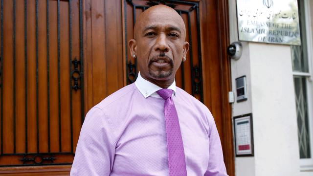 Montel Williams Detained at Airport in Germany for Carrying Medical Marijuana