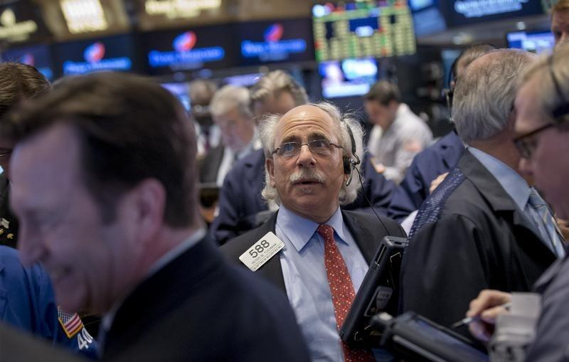 Stocks likely to drift as investors await Fed, earnings