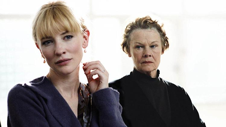 5 best Cate Blanchett Performances AP Gallery 2011 Notes on a Scandal