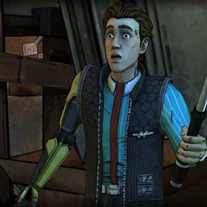 Tales from the Borderlands: Behind the Review - The Lobby