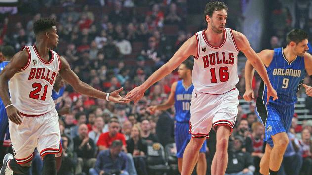 Jimmy Butler Is Out 3-4 Weeks And Pau Gasol Will Replace Him In The All-Star Game