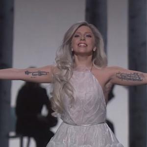 Lady Gaga Slayed Her 50th Anniversary Oscars Tribute to 'The Sound of Music'