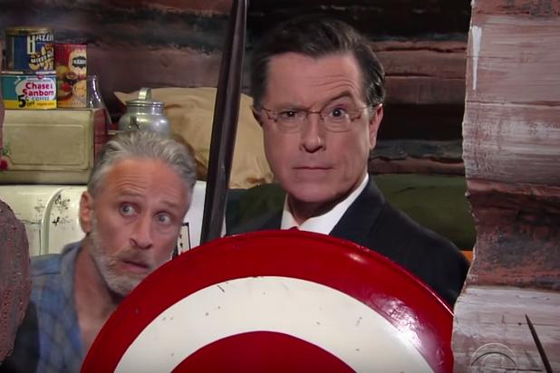 Can Stephen Colbert Really Be Legally Stopped From Being Stephen Colbert?