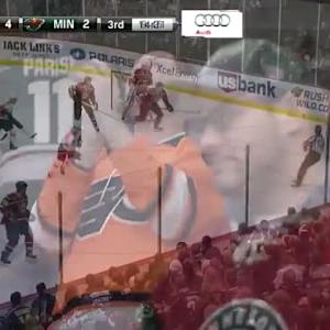 Flyers at Wild / Game Highlights