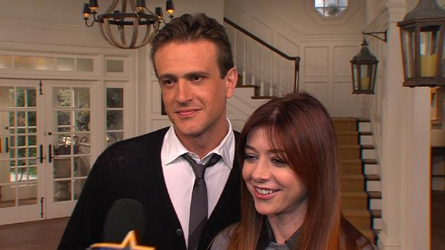 'How I Met Your Mother': How Much Will Jason Segel And Alyson Hannigan Miss Each Other?