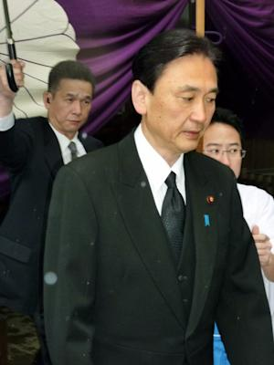 SKorea angry at war shrine visit by Japan Cabinet