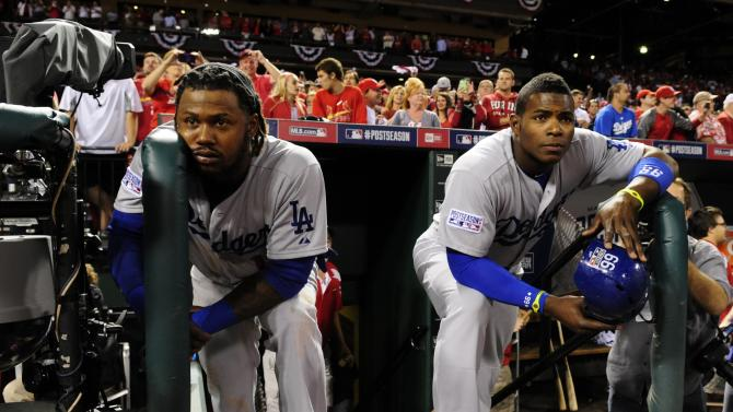 Dodgers, Nationals are early favorites to win 2015 World Series…