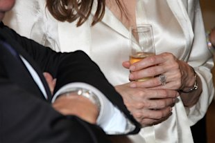 Brad Pitt And Angelina Jolie Are Engaged: See A Close-Up Of The Engagement Ring HERE!