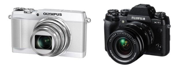 Top 13 digital cameras to buy in 2015
