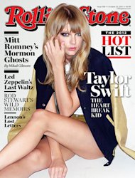 Cover Story Excerpt: Taylor Swift Crashes and Burns