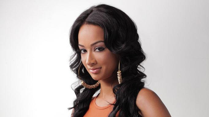 "Draya Michele in ""Basketball Wives L.A."""