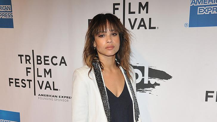 2011 Tribeca Film Festival The Union Premiere Zoe Kravitz
