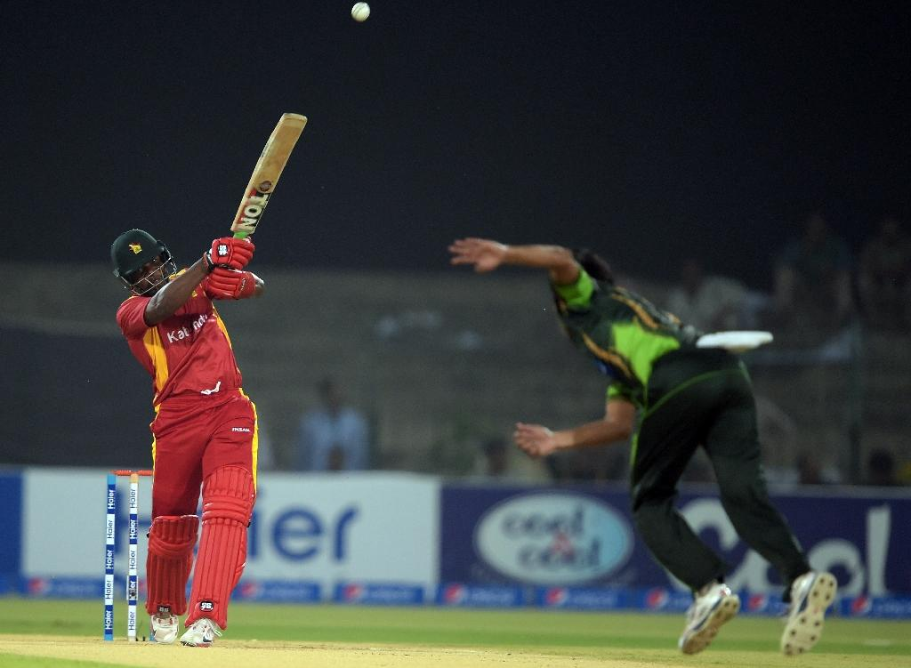 Pakistan celebrate home return with Twenty20 win