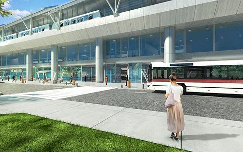 Take a Good Look Around LAX's People Mover System Plans