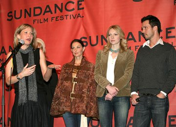 Director Joey Lauren Adams, Ashley Judd, Laura Prepon and Jeffrey Donovan Come Early Morning Premiere - 1/20/2006 2006 Sundance Film Festival